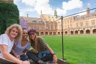 Cursos de inglés en la Universidad de Sydney